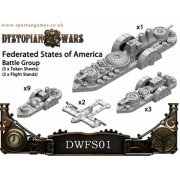 Federated States of America Naval Battle Group