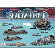 Dystopian Wars - Operation Shadow Hunter - Two Player Battle Box